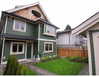Photo 10: 1198 E 11TH Avenue in Vancouver: Mount Pleasant VE 1/2 Duplex for sale (Vancouver East)  : MLS®# V756732