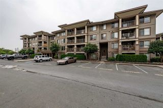 "Photo 1: 208 45561 YALE Road in Chilliwack: Chilliwack W Young-Well Condo for sale in ""VIBE"" : MLS®# R2538899"