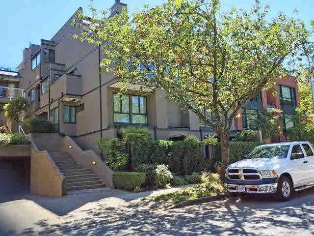Main Photo: B2 1070 W 7TH AVENUE in : Fairview VW Townhouse for sale : MLS®# V1077698