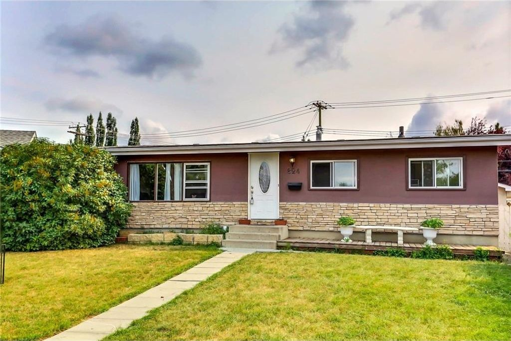 Photo 1: Photos: 824 MATADOR Crescent NE in Calgary: Mayland Heights House for sale : MLS®# C4131129