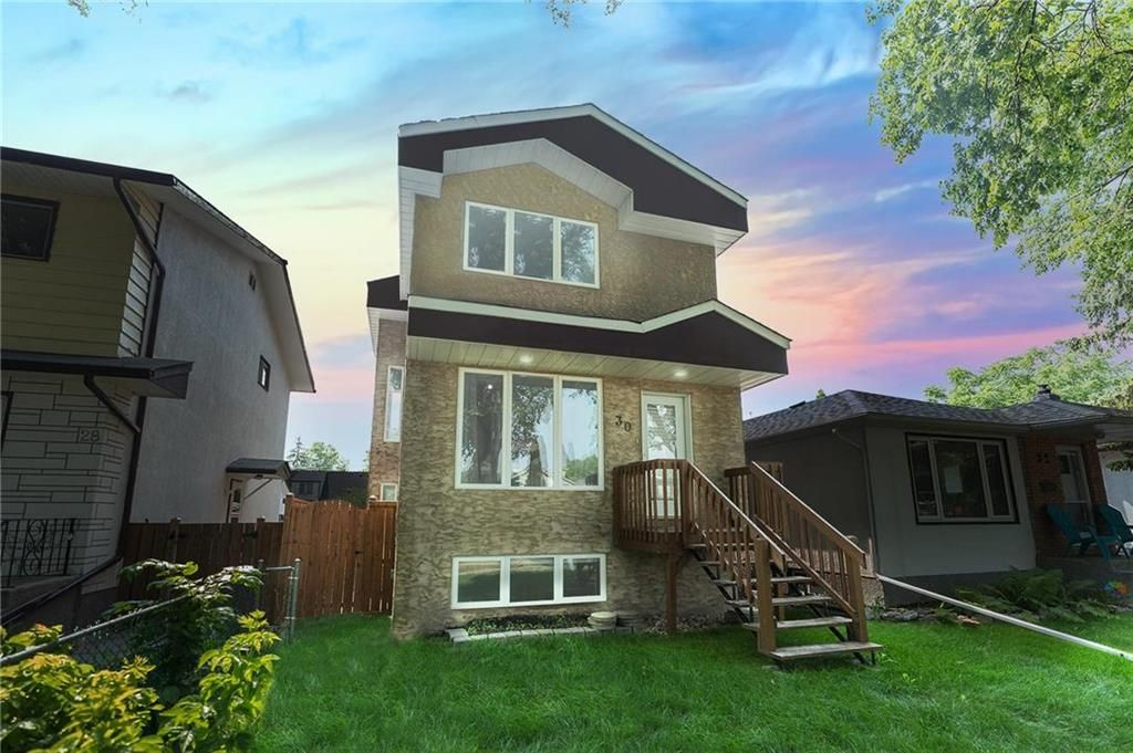 Main Photo: 30 Morley Avenue in Winnipeg: Riverview Residential for sale (1A)  : MLS®# 202117621