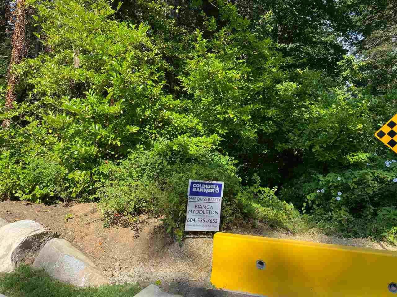 Main Photo: 12755 14 Avenue in Surrey: Crescent Bch Ocean Pk. Land for sale (South Surrey White Rock)  : MLS®# R2479842