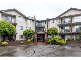 """Photo 1: 214 2780 WARE Street in Abbotsford: Central Abbotsford Condo for sale in """"CHELSEA HOUSE"""" : MLS®# R2459911"""