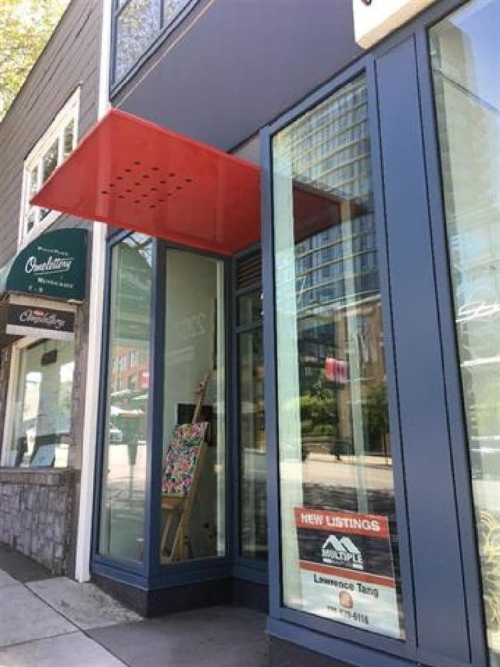Main Photo: 2207 GRANVILLE Street in Vancouver: Fairview VW Retail for sale (Vancouver West)  : MLS®# C8037739