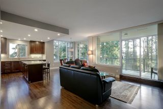 """Photo 2: 302 2950 PANORAMA Drive in Coquitlam: Westwood Plateau Condo for sale in """"THE CASCADE"""" : MLS®# R2134159"""