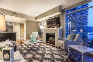 """Photo 6: 904 1205 W HASTINGS Street in Vancouver: Coal Harbour Condo for sale in """"CIELO"""" (Vancouver West)  : MLS®# R2202374"""