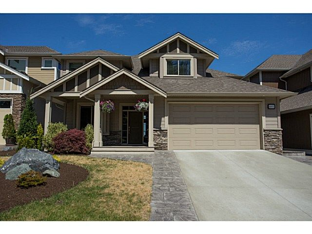 """Main Photo: 45371 MAGDALENA Place: Cultus Lake House for sale in """"RIVERSTONE"""" : MLS®# H2152514"""