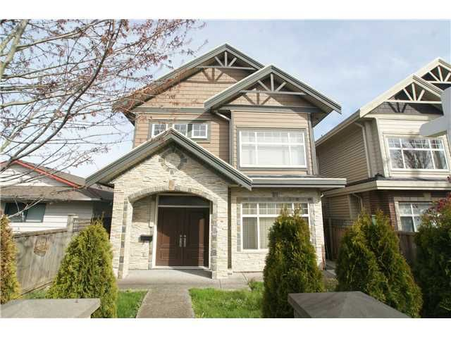 Main Photo: 11191 STEVESTON HY in Richmond: Ironwood House for sale : MLS®# V1113936