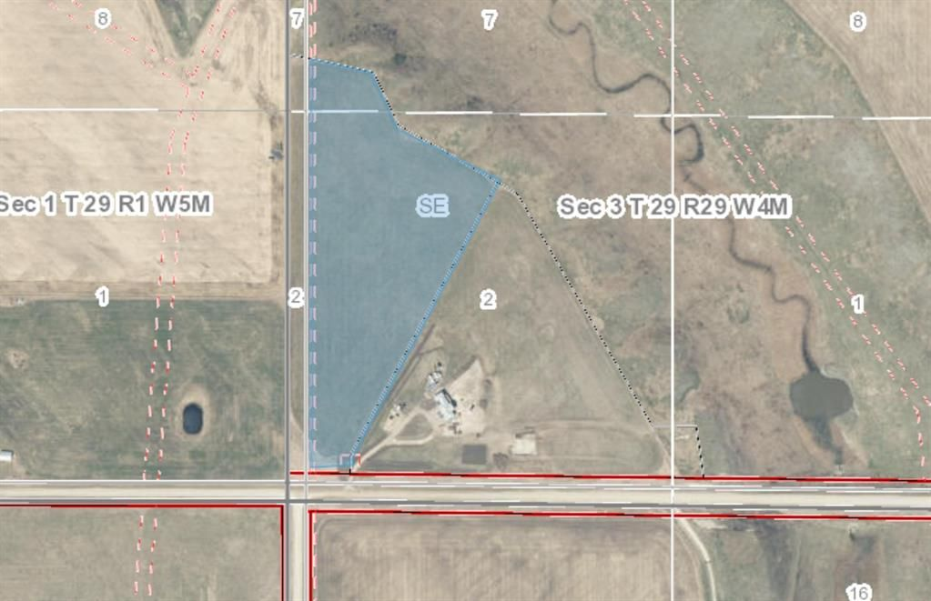 Main Photo: 292090 Twp Rd 290 Rural Rocky View County, AB in Rural Rocky View County: Rural Rocky View MD Residential Land for sale : MLS®# A1133314