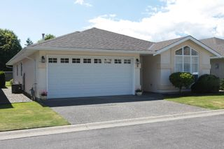 """Photo 1: 8 9921 QUARRY Road in Chilliwack: Chilliwack N Yale-Well House for sale in """"BRAESIDE ESTATES"""" : MLS®# R2593885"""