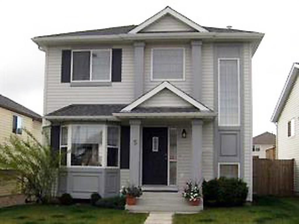 Handsome home with considerable curb appeal.