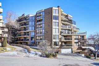 Photo 1: 806 320 Meredith Road NE in Calgary: Crescent Heights Apartment for sale : MLS®# A1062849