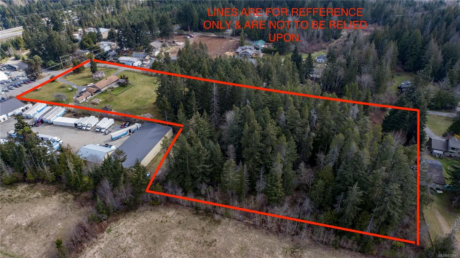 Main Photo: 840 Allsbrook Rd in : PQ Errington/Coombs/Hilliers Mixed Use for sale (Parksville/Qualicum)  : MLS®# 872447