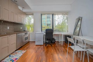 Photo 2: 413 1333 W GEORGIA Street in Vancouver: Coal Harbour Condo for sale (Vancouver West)  : MLS®# R2590742
