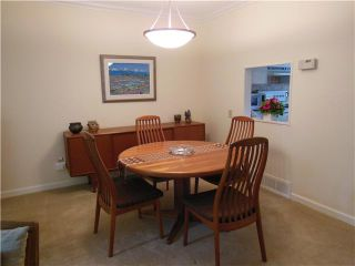 """Photo 6: 2331 MOUNTAIN Highway in North Vancouver: Lynn Valley Townhouse for sale in """"Yorkwood Park"""" : MLS®# V1015049"""