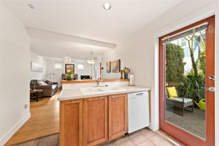 "Photo 10: 102 665 W 7TH Avenue in Vancouver: Fairview VW Townhouse for sale in ""The Ivy's"" (Vancouver West)  : MLS®# R2439208"