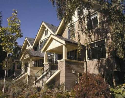 """Main Photo: 2 1425 W 11TH AV in Vancouver: Fairview VW Townhouse for sale in """"FAIRVIEW"""" (Vancouver West)  : MLS®# V522121"""