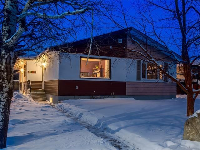 Main Photo: 3327 38 Street SW in Calgary: Glenbrook House for sale : MLS®# C4091989