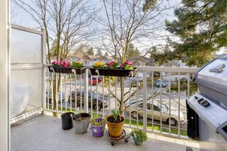 """Photo 6: 208 1661 FRASER Avenue in Port Coquitlam: Glenwood PQ Townhouse for sale in """"BRIMLEY MEWS"""" : MLS®# R2549101"""
