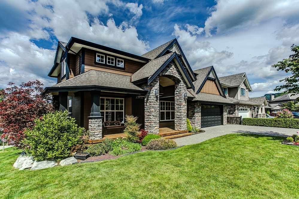 """Main Photo: 23931 106 Avenue in Maple Ridge: Albion House for sale in """"FALCON BLUFF"""" : MLS®# R2066005"""