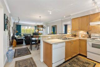 "Photo 3: 208 2167 152 Street in Surrey: Sunnyside Park Surrey Condo for sale in ""Muirfield Gardens"" (South Surrey White Rock)  : MLS®# R2553324"