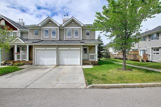 Photo 1: 188 Country Village Manor NE in Calgary: Country Hills Village Row/Townhouse for sale : MLS®# A1116900