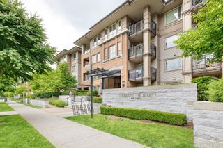"""Photo 2: 210 3105 LINCOLN Avenue in Coquitlam: New Horizons Condo for sale in """"LARKIN HOUSE"""" : MLS®# R2617801"""