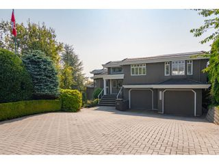 """Photo 1: 14502 MALABAR Crescent: White Rock House for sale in """"WHITE ROCK HILLSIDE WEST"""" (South Surrey White Rock)  : MLS®# R2526276"""
