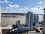 Main Photo: 3510 888 CARNARVON Street in New Westminster: Downtown NW Condo for sale : MLS®# R2565551