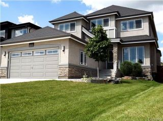 Photo 1: 23 Wainwright Crescent in Winnipeg: River Park South Residential for sale (2F)  : MLS®# 1729170