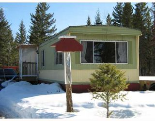 Photo 4: 7062 WATCH LAKE RD in Lone Butte: Lone Butte/Green Lk/Watch Lk Manufactured Home for sale (100 Mile House (Zone 10))  : MLS®# N186925