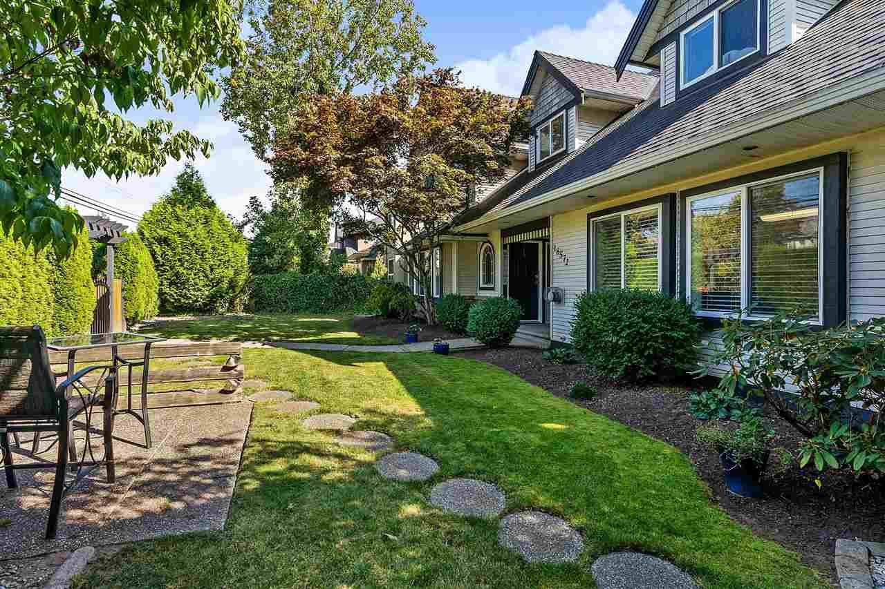 Main Photo: 18572 64 Avenue in Surrey: Cloverdale BC House for sale (Cloverdale)  : MLS®# R2410213