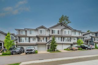 """Photo 1: 40 7157 210 Street in Langley: Willoughby Heights Townhouse for sale in """"THE ALDER"""" : MLS®# R2581869"""