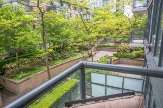 "Photo 24: 113 1483 W 7TH Avenue in Vancouver: Fairview VW Condo for sale in ""Verona of Portico"" (Vancouver West)  : MLS®# R2458283"
