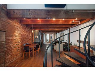 """Photo 2: 7-12 550 BEATTY Street in Vancouver: Downtown VW Condo for sale in """"550 Beatty"""" (Vancouver West)  : MLS®# V1105963"""