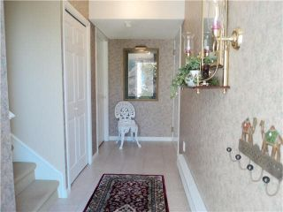 Photo 3: 1106 BENNET Drive in Port Coquitlam: Citadel PQ Townhouse for sale : MLS®# V1078820