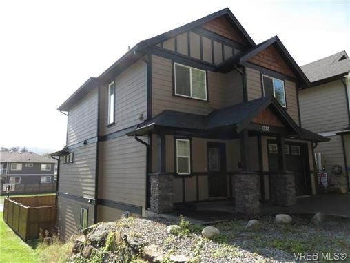 Main Photo: 1281 Goldstream Ave in VICTORIA: La Langford Lake House for sale (Langford)  : MLS®# 683549