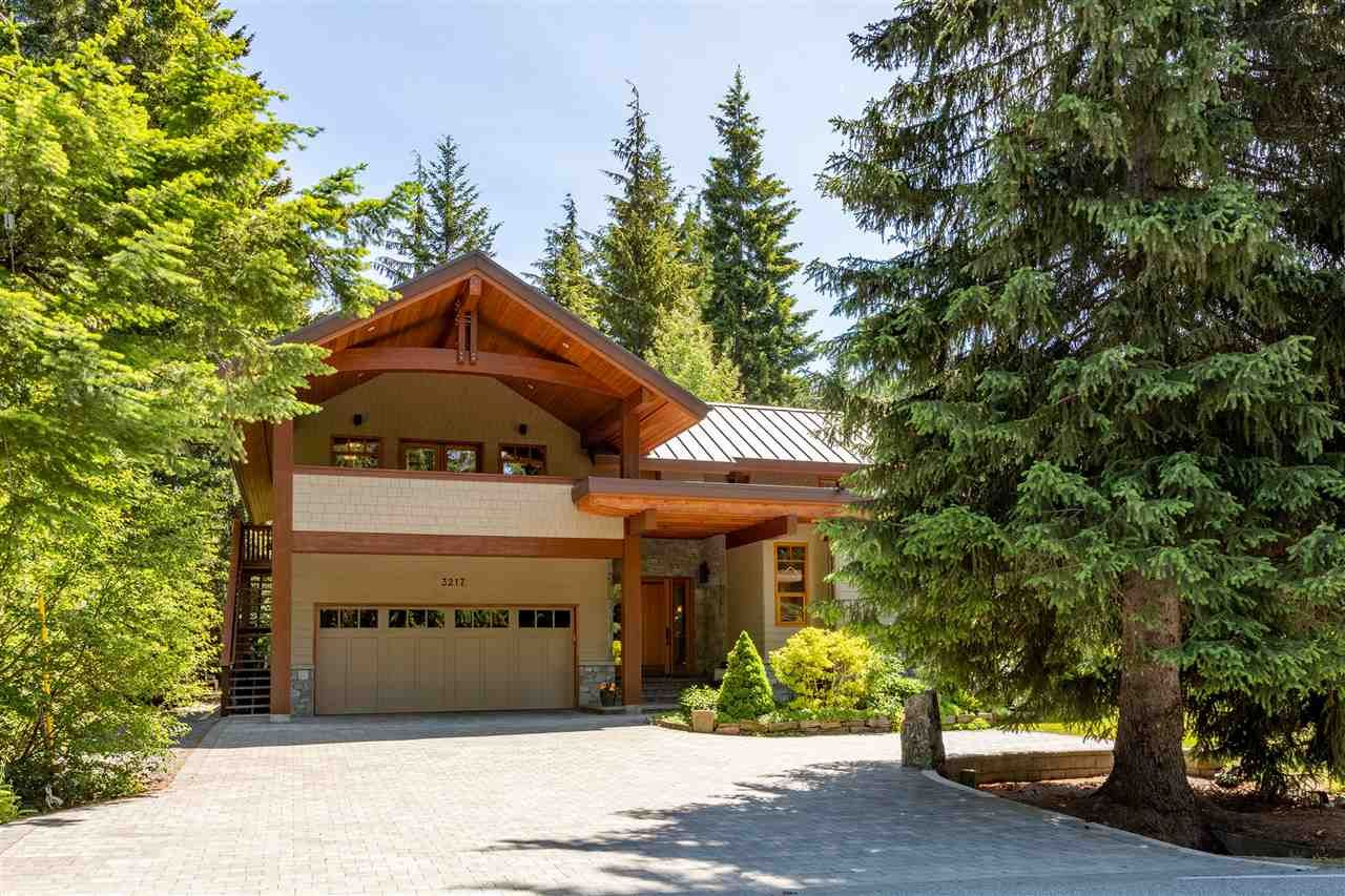 Photo 1: Photos: 3217 ARCHIBALD WAY in Whistler: Alta Vista House for sale : MLS®# R2468991