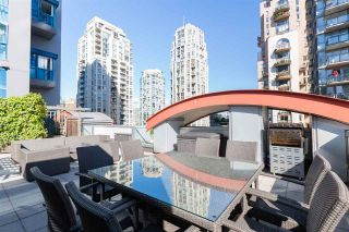 "Photo 26: 1704 1238 SEYMOUR Street in Vancouver: Downtown VW Condo for sale in ""SPACE"" (Vancouver West)  : MLS®# R2536228"