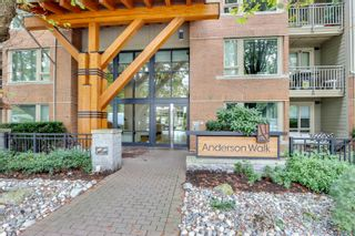 """Main Photo: 427 119 W 22ND Street in North Vancouver: Central Lonsdale Condo for sale in """"Anderson Walk"""" : MLS®# R2624288"""