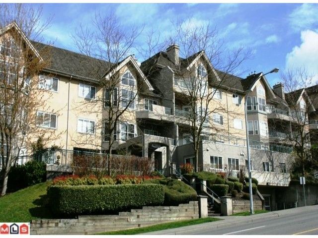 """Main Photo: 309 34101 OLD YALE Road in Abbotsford: Central Abbotsford Condo for sale in """"YALE TERRACE"""" : MLS®# F1008524"""