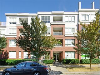 "Photo 1: 407 189 ONTARIO Place in Vancouver: Main Condo for sale in ""THE MAYFAIR"" (Vancouver East)  : MLS®# V983249"