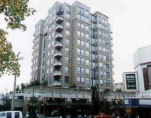 Main Photo: 907 720 CARNARVON STREET in : Downtown NW Condo for sale : MLS®# V751936