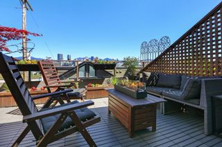 """Photo 17: 1169 W 8TH Avenue in Vancouver: Fairview VW Townhouse for sale in """"Fairview 2"""" (Vancouver West)  : MLS®# R2588619"""