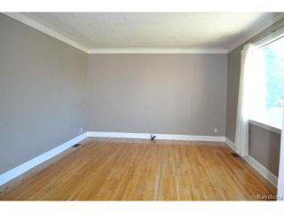 Photo 3: 283 Union Avenue West in WINNIPEG: East Kildonan Residential for sale (North East Winnipeg)  : MLS®# 1320776