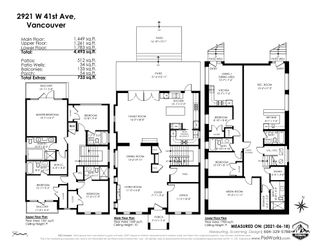 Photo 34: 2921 W 41ST Avenue in Vancouver: Kerrisdale House for sale (Vancouver West)  : MLS®# R2591955