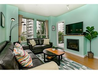 """Photo 3: 209 225 FRANCIS Way in New Westminster: Fraserview NW Condo for sale in """"WHITTAKER"""" : MLS®# R2407616"""