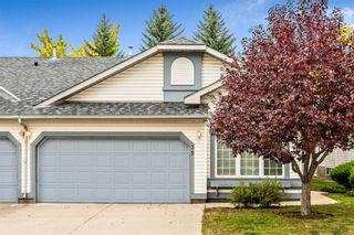 Photo 1: 35 Douglasview Park SE in Calgary: Douglasdale/Glen Semi Detached for sale : MLS®# A1149405