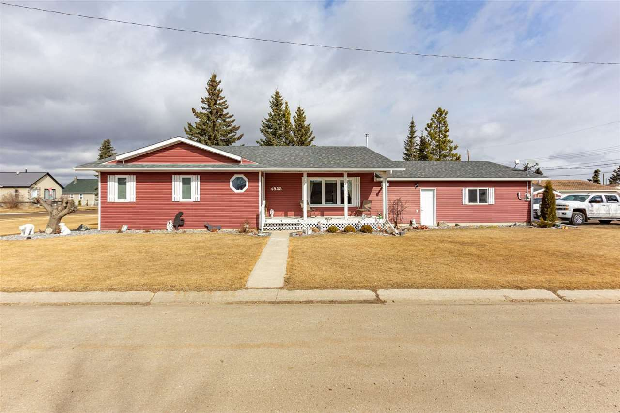 Main Photo: 4822 47 Avenue: Mayerthorpe House for sale : MLS®# E4235288