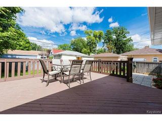 Photo 20: 119 Bank Avenue in WINNIPEG: St Vital Residential for sale (South East Winnipeg)  : MLS®# 1419669